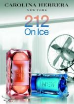 Carolina Herrera  212 Men On Ice