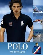 Ralph Lauren Polo Red White & Blue